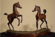 ~The Arabian Horse In Art~