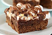 Slicespiration / baking inspirations for slices and bar desserts