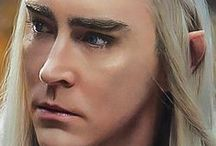 Thranduil / Thranduil - Elven king from Hobbit