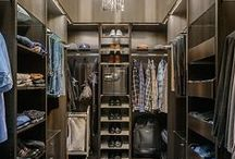 Bedrooms / New, stylish wardrobes