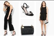 Little Black Dresses / One is never over-dressed or under-dressed with a Little Black Dress