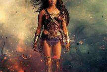 •Wonder Woman•
