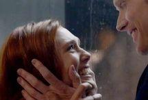 "•Wanda and Vision• / ""I just feel you."""