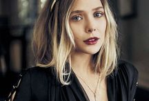•Elizabeth Olsen•