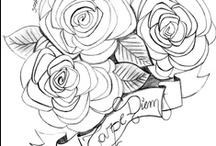 ~Tattoos~ / by Katrina Potkins