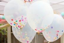 Slingers, feest, party, garland / Alles voor een feestje, party!