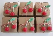 Mooie verpakkingen, wrapping / Pak een cadeau mooi in!