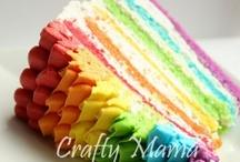 Taart, cake, cupcake / De lekkerste en mooiste taartjes en cakejes!