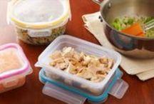 Leftover Makeover / Great ideas on how to re-use and update your leftovers.