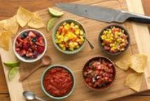 Dip Into It / Delicious dips and salsas fit for any occasion.