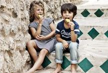 Noppies Kids / Noppies Kids SPRING SUMMER '15.  Little gentlemen wear sporty items with a clear vintage touch this summer, while bohemian princesses opt for romance with fun details.