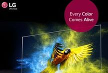 Entertainment Redefined / Bringing excitement into your home with latest innovations and technology marvels!  / by LG India