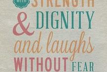 Beautiful Quotes / Quotes and thoughts about beauty and continuing on :)