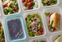 Lunch Time / Our favorite ideas for sprucing up the typical brown bag lunch