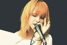 Paramore / music / by Sonia Vilar