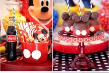 Mickey Mouse 1st Birthday / 1st Birthday Party