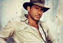 "Indiana Jones / ""We named the *dog* Indiana"" ~ Professor Henry Jones"