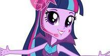 Equestria Girls & Mlp