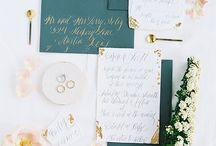 WEDDING INSPIRATION / Decorations, Ideas, Inspiration, Wants