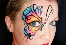 Face Painting / inspiration...