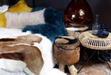 Soft furnishing - Cushions, Throws & Fabrics