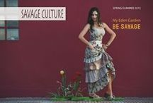 Savage Culture Spring Summer 2015 / All Savage Culture styles available at our online shop www.amazonfashions.com.au