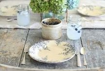 stunning dinnerware I love / - just a few dinnerware sets I'm dying over, can I please have them all? such beauty in all shapes and sizes -
