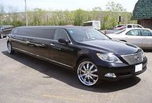 Limousines / limuzíny