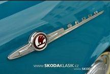 Škoda / vše, co vyrobila firma Škoda Mladá Boleslav včetně původní firmy Laurin a Klement