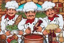 Cuochi (chef)