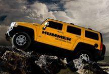 Hummer / vše, co vyrobila firma Hummer