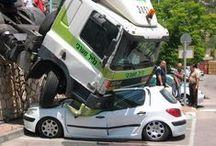 Crash / nehody všeho druhu