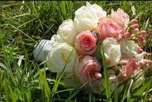 Wiązanki slubne wedding bouquets / Wiązanki ślubne