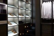 Dream Walk in Wardrobe / Wardrobe inspiration