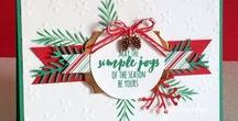 Stampin' Up! - 2016-17 Holiday Catalogue / Papercraft projects using productions from the Stampin' Up! 2016-17 Holiday Catalogue