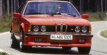 BMW / Automobily značky BMW