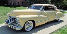 Cadillac / automobily značky Cadillac
