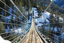 BRITISH COLUMBIA / Places to go in British Columbia