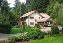 South Garden Bed and Breakfast / Pictures taken of the B&B in Harrison Hot Springs, BC, just 1.5 hours east of Vancouver