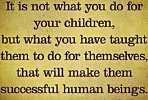 Inspiration for Parents / Anyone and everyone who's been a parent needs a little pick me up!