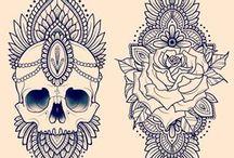 Tattoos / Toutes mes inspirations tatouages ! #tattoo
