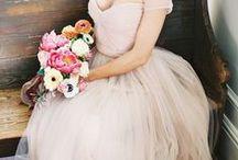 wedding style / bride