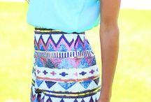 Fashion! / by Paige Byrnes
