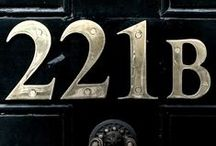 221b / Board dedicated to Sherlock BBC and the actors who portray Sherlock, Watson, Molly, and Moriarty.  Please note:  This board contains major spoilers for all three seasons! / by hales ☯