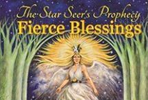 The Star-Seer's Prophecy Trilogy / In an ancient land of blood sorcery and ritual magic, a star-cursed slave journeys from evil and pain through healing, remorse and forgiveness, to transformation and love, as he frees the land from the immortal Soul-Drinker and restores the Banished Goddess to Her rightful place,