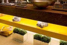 Casinha/Decor espaços pequenos / Ideias de decoração para espaços pequenos. / by Thayame Monteiro