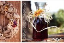 Crafts & Carafes / Wine and art? Yes, please.