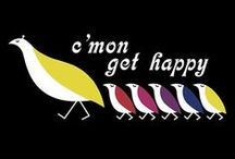 c'mon get happy / by H. Jackson