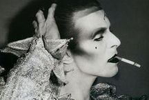 David Bowie / I think the better question is to ask, 'Why would I NOT make a board about David Bowie?'
