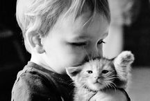 Babies and other cute animals! / by Tao Z